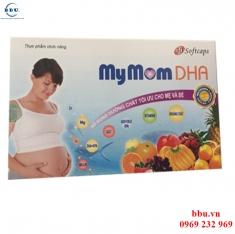 My mom DHA - 30 viên bổ sung dưỡng chất tối ưu cho mẹ và bé