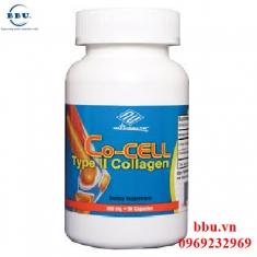 Thuốc điều trị đau xương khớp và chóng lão hóa da CO-CELL Type II Collagen