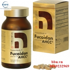 Thuốc điều trị ung thư Fucoidanac