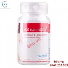 Thuốc giảm cân L-Carnitine 30 viên