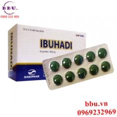 Thuốc giảm đau IBUHADI