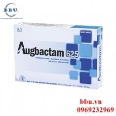 Thuốc kháng sinh điều trị viêm xoang, viêm amidan, viêm tai Augbactam