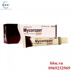 Thuốc trị nhiễm nấm ngoài da Mycorozan