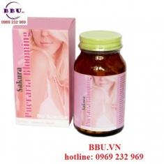 Viên uống nở ngực an toàn hiệu quả Sakura Pueraria Blooming