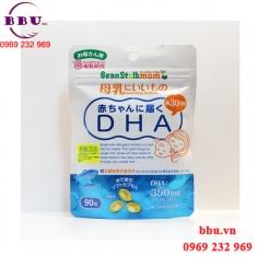 Vitamin bổ sung DHA cho bà bầu của Nhật Beanstalkmom