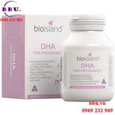 Viên uống bổ sung DHA Bio Island cho bà bầu của Úc