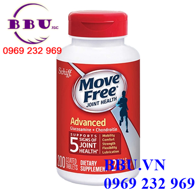 Review về Viên uống bổ khớp schiff move free joint health advanced
