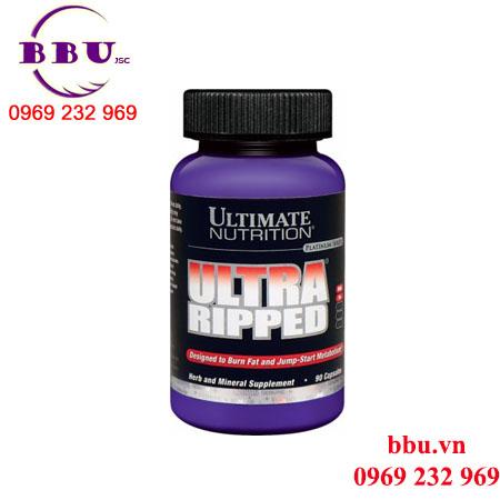 Thuốc giảm cân cắt cơ Ultra Ripped
