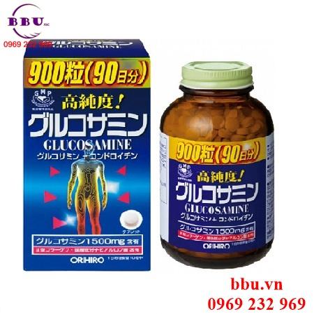 Thuốc khớp Glucosamine Orihiro