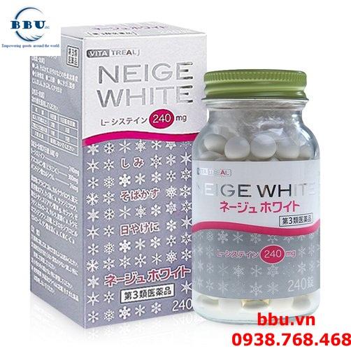 Thuốc trị nám Neige White