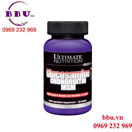 Thuốc xương khớp Glucosamine Chondroitin MSM