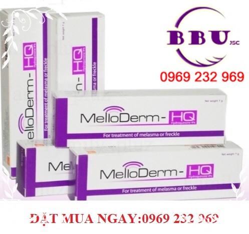Tiết lộ cách làm trắng da với sản phẩm từ Thái Lan Melloderm 4%