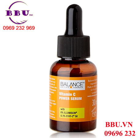 Tinh chất BALANCE ACTIVE FORMULA VITAMIN C POWER SERUM