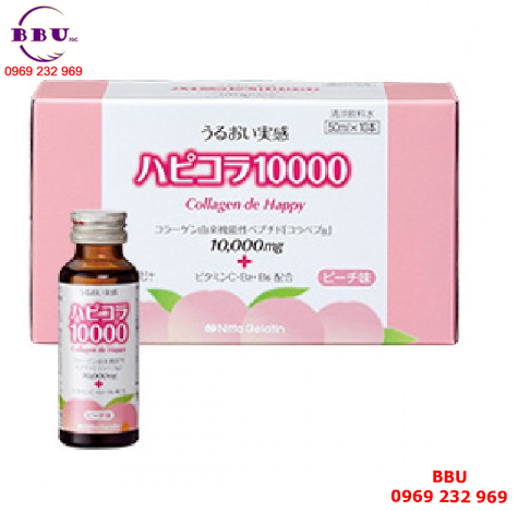 Collagen De Happy 10000Mg