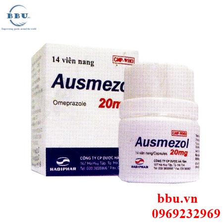 Viên uống chống viêm dạ dày hiệu quả AUSMEZOL