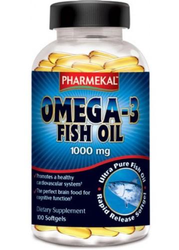 Viên Uống Dầu Cá Omega 1000mg 100 Viên Omega 3 Fish Oil 1000mg 100 Softgels