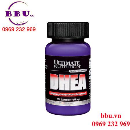 Viên uống tăng cường hoocmon DHEA