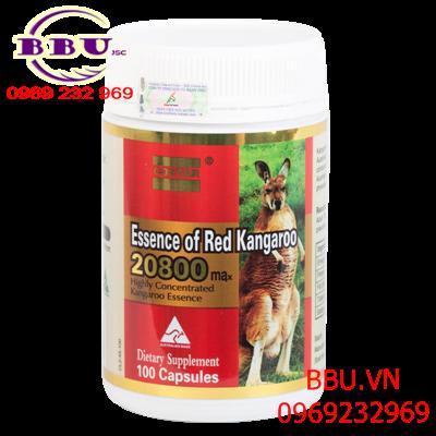 Viên uống tăng cường sinh lý Essence of Red Kangaroo 20800